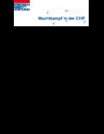 Machtkampf in der CHP