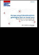 Avrupa sosyal demokrasisinin geleceğine dair on temel soru