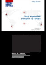 Vergi yapısındaki dönüşüm ve Türkiye
