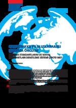 Grev (hakki) ve uluslararasi çalişma örgütü