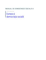 Lesebuch der Sozialen Demokratie ; 4 / Rumänisch