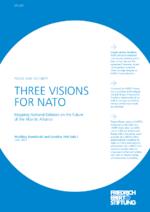 Three visions for NATO