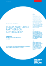 Russia and Turkey - partners or adversaries?